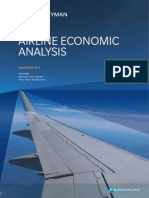 Airline Economic Analysis Screen OW