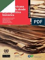 La Crisis latinoamericana de La Deuda Externa Latinoamericana Desde la Perspectiva Histórica