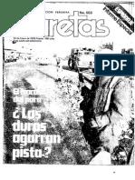 Espionaje Chileno en Peru en 1979