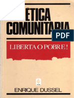 ÉTICA COMUNITÁRIA