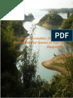 Socio-economic Status and Environmental Issues of Kaptai, Rangamati. by Abu Khairul Bashar