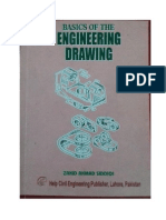 Basics of Engineering Drawing by Zahid a. Siddiqi