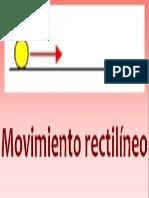 Movimiento Rectilineo