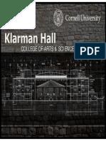 Klarman Hall Presentation