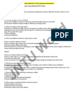 Viva questions pdf answers java and