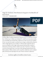 Yoga for Scoliosis_ New Research Supports the Benefits of Side Plank _ Yoga International