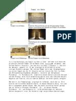 De tempel van Dakka
