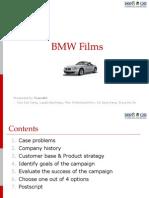 BMW Case Study Solution