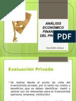 Analisis Financiero Economico Principal