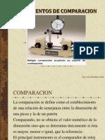 Comparador de Reloj (metrologia)
