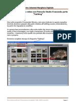 Pinnacle Studio 8 tutorial 2