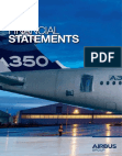 Financial Statements of Airbus Group N.V.