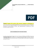 Petição Inicial Gol Linhas Aéreas - Modelo Juizado
