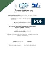 Victor Miguel r.h...... Investigacion Documental Arq. de Internet