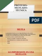 2° AÑO 8° CLASE PRÓTESIS- MUFLADO-TÉCNICA 2°-1