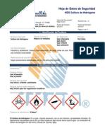 HDSM sulfuro_hidrogeno