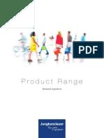JBL FO Product Range 2015