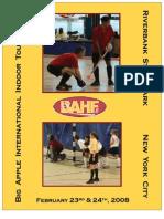 Indoor Brochure