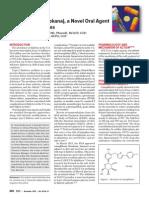 Canagliflozin (Invokana), A Novel Oral Agent for Type-2 Diabetes