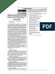 D S N 003 2014 PCM Aprueban La Estrategia Nacional Para La Interdicción de La Minería Ilegal