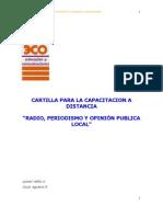 Cartilla Periodismo Opinion Publica Local