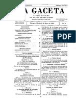 Decreto No. 1549 Ley Reguladora Para El Servicio de Practicaje