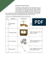 peralatan laboratorium dan penggunaannya