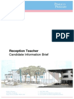 Reception Teacher