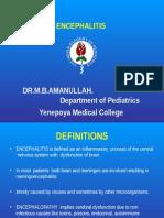 Revised Encephalitis