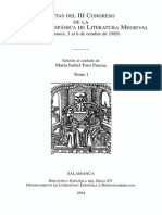 Deyermond Géneros y Autoría en La Lit Med