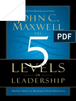 The 5 Levels of Leadership Bonus