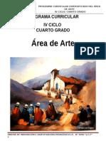 Arte 4º Grado RUTAS CORREGIDO.doc