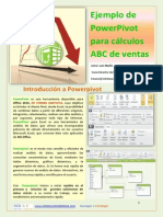 Analisis ABC de Ventas Con Powerpivot(2)