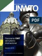 UMT - Panorama del Turismo Internacional 2015