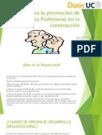Campaña Hipoacusia Luks