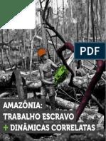 Trabalho Escravo Na Amazonia e Areas Correlatas