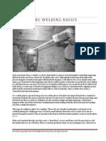 Arc Welding Basics