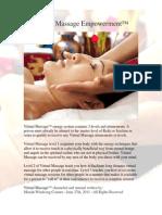 Virtual Massage
