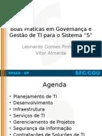 Palestra 04 Vitor Alexandre Kessler de Almeida e Leonardo Gomes Pinheiro
