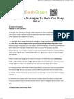 4 Ayurvedic Strategies to Help You Sleep Better