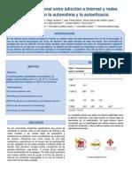 Analisis Relacional Entre Adiccion a Int