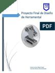 Proyecto Diseño de Herramental 2014b UAEMEX