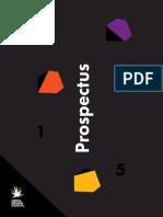 Prospectus 2015