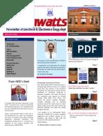 Terawatts Newsletter