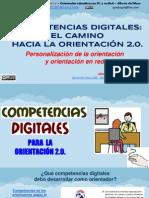 Competencias digitales en orientación educativa