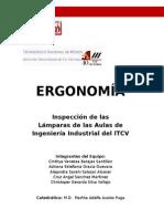 INSPECCION DE ALUMBRADO