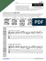 Pentatonic Scales Guitar