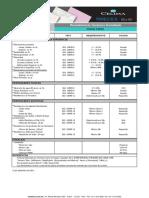 p1 - Hojas Tecnicas Celima Pared Dunas Verde 25x40 - Setiembre