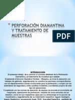 Presentacion Perforación Diamantina