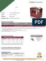 T1275 Trojan Data Sheets